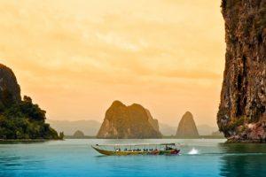 Tour du Thái Lan 4N3Đ : Trải nghiệm thiên đường Phuket