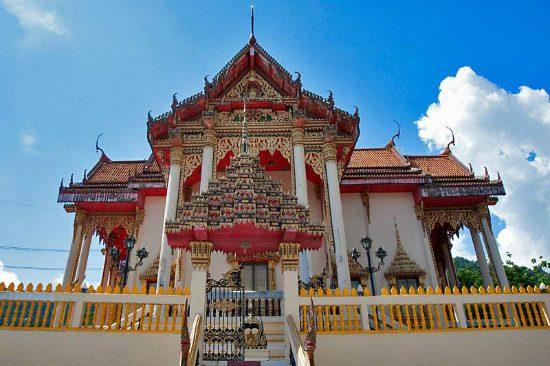 Tour du lịch Thái Lan: Phuket – Phi Phi Island – Vịnh Phang Nga 4N3Đ