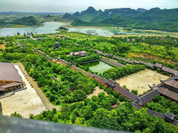 Tour du lịch Hà Nội – Bái Đính – Tràng An 1 ngày   Khám Phá Quần Thể Di Sản Tràng An