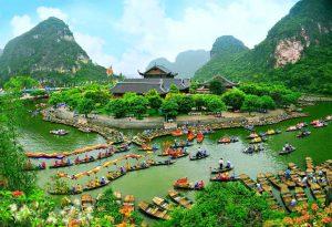 Tour tham quan chùa Bái Đính – danh thắng Tràng An (1N)