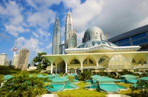 Đặt vé máy bay Đà Nẵng đi Kuala Lumpur giá rẻ