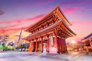 Đặt vé máy bay Đà Nẵng đi Tokyo giá rẻ