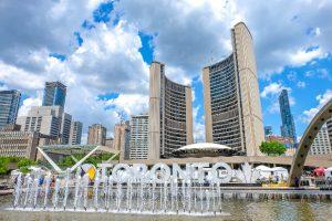 Đặt vé máy bay Đà Nẵng đi Toronto giá rẻ