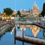 Săn vé máy bay giá rẻ đi Canada – chiêm ngưỡng vẻ đẹp thành phố Victoria