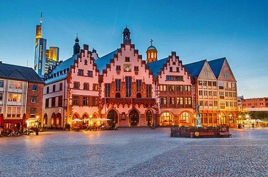 vé máy bay từ hà nội đi frankfurt