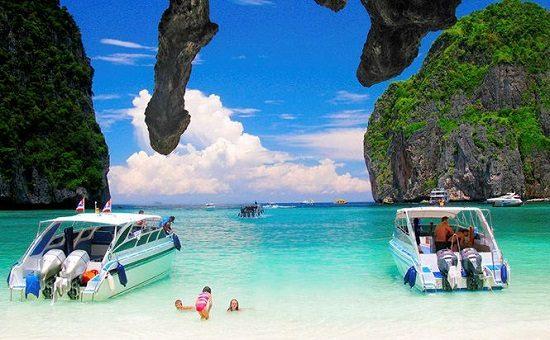 vé máy bay đi phuket, thái lan