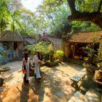 Vé máy bay giá rẻ đi Hà Nội vãn cảnh chùa Thầy