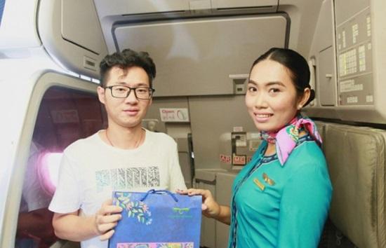 mua vé máy bay lanmei airlines
