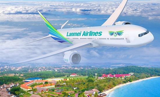vé máy bay lanmei airlines