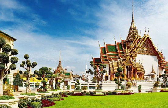 Hoàng Cung tại Bangkok | săn vé máy bay từ đà nẵng đi bangkok giá tốt nhất