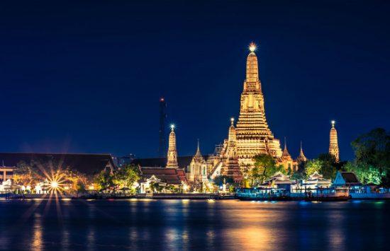 Thủ đô Bangkok, Thái Lan | vé máy bay từ đà nẵng đi bangkok