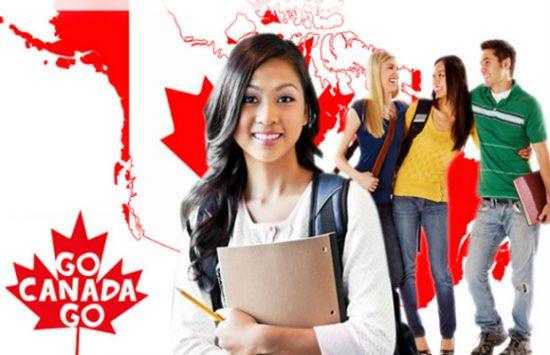 visa đi canada du học