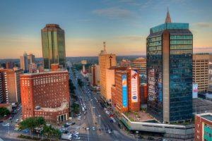 Visa đi Zimbabwe công tác