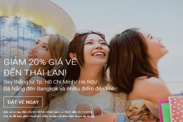 vé máy bay khuyến mãi airasia giá rẻ