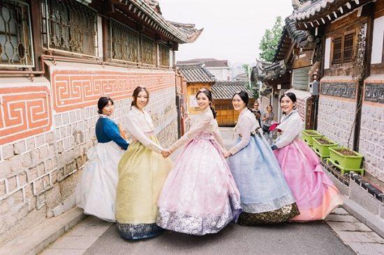 đi du lịch Hàn Quốc không cần visa