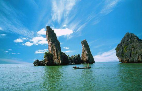 kinh nghiệm du lịch đảo Bà Lụa