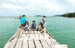Gợi ý lịch trình khám phá quần đảo Bà Lụa dịp Tết