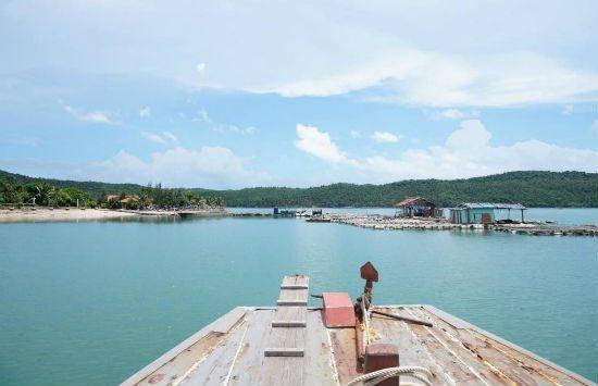 kinh nghiệm du lịch đảo Bánh Sữa