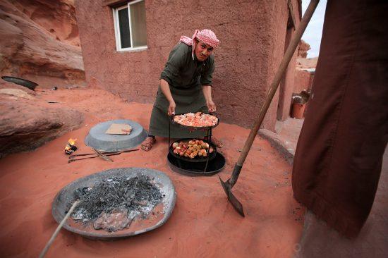 đi du lịch jordan nên ăn gì