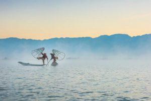 Đến Myanmar, trải nghiệm cuộc sống bình yên trên hồ Inle