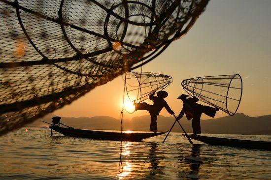 những địa điểm du lịch của myanmar