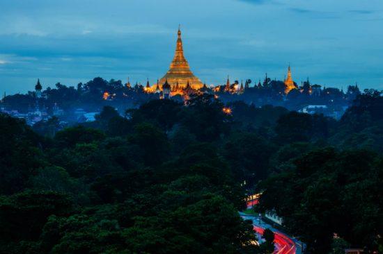 hành trình du lịch myanmar cho 2 người