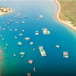 Du lịch Nha Trang về thăm Bích Đầm nơi sóng vỗ bình yên