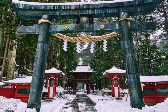 địa điểm du lịch tâm linh  nhật bản