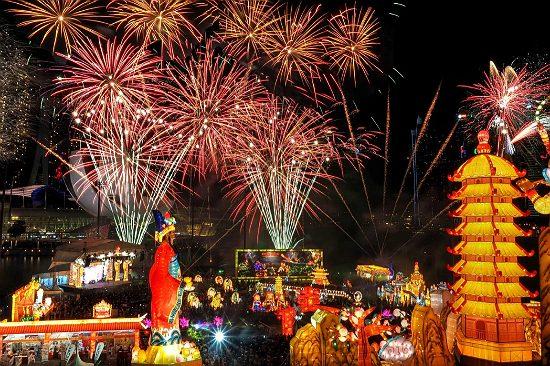 có nên du lịch singapore dịp tết 2018