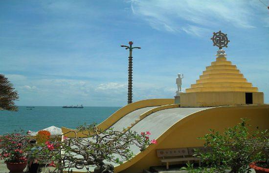 du lịch Vũng Tàu đến 4 ngôi chùa đẹp