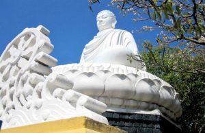 """4 ngôi chùa """"đẹp, lạ"""" ở Vũng Tàu lý tưởng hành hương ngày Tết"""