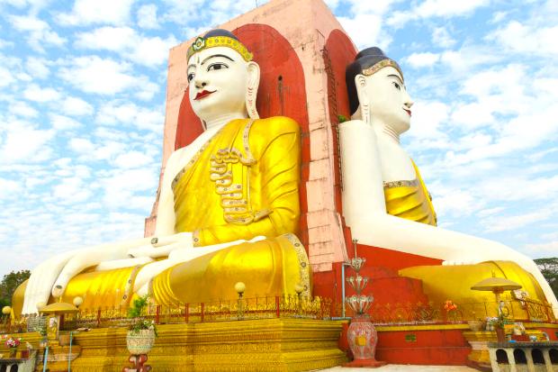 Tượng Phật 4 mặtKyaitpun