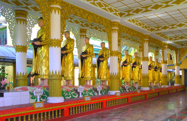 Thiền viện Kyat Khat Wine