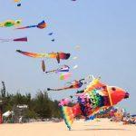 Săn vé giá rẻ đi Thái Lan tháng 3 – khám phá lễ hội diều quốc tếKite Festival