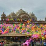 Book vé máy bay tháng 3 đi Ấn Độ – tham gia lễ hội màu sắc Holi