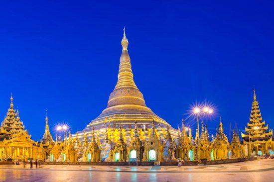 du lịch myanmar 4n3d từ hà nội