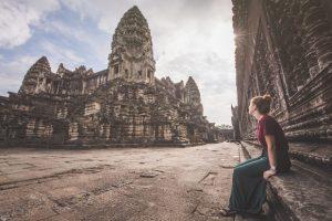 Đặt vé máy bay Đà Nẵng đi Siem Reap giá rẻ