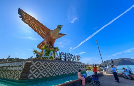 book vé máy bay từ đà nẵng đi Langkawi giá rẻ