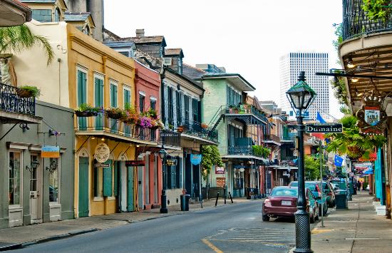 đặt vé máy bay giá rẻ từ đà nẵng đi New Orleans