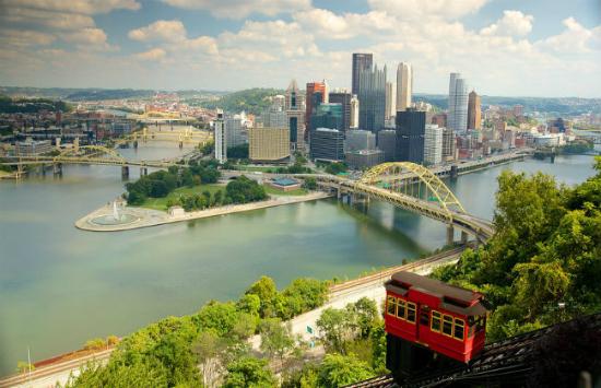 vé máy bay từ đà nẵng đi Pittsburgh