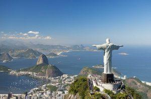 Vé máy bay từ Đà Nẵng đi Rio de Janeiro