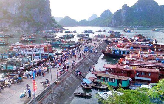 Tour du lịch Hà Nội Quan Lạn 3 ngày 2 đêm