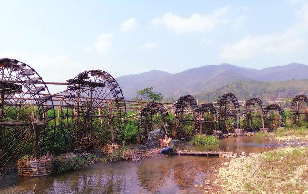 Tour du lịch Hà Nội – Mai Châu – Pù Luông 2N1Đ | Trải nghiệm tuyệt vời chút tình Tây Bắc