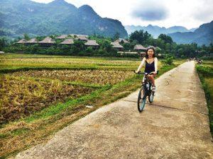 Tour du lịch Hà Nội – Mai Châu 2 ngày 1 đêm: Trải nghiệm tuyệt vời chút tình Tây Bắc – Pù Luông