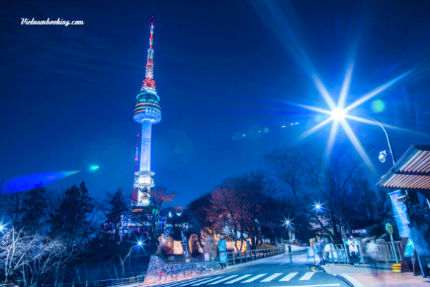 Tour Hàn Quốc 5N4Đ: Trải nghiệm những điều thú vị từ xứ sở kim chi