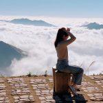 Tour du lịch Mộc Châu Tà Xùa 2 ngày 1 đêm | Đồi chè trái tim – Săn mây trên đỉnh núi cao