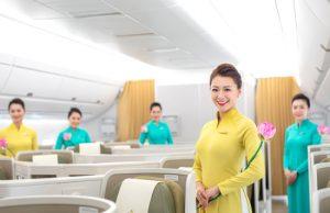 Vietnam Airlines tiếp tục tăng gần 300 chuyến bay để phục vụ cho dịp lễ 30/4 – 1/5/2018
