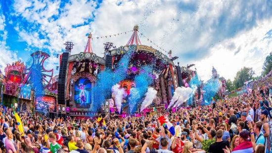UNITE With Tomorrowland - Lễ hội âm nhạc lớn trên thế giới