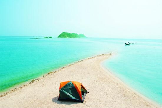 Du lịch Đảo Điệp Sơn lý tưởng khi nào? Khoảng thời gian từ tháng 12 đến tháng 06 là thời