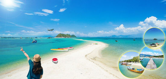 Đặt vé rẻ đi Nha Trang du lịch Đảo Điệp Sơn – Điểm hẹn tháng 6 thú vị